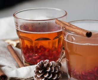 weihnachtlicher aperitif ohne alkohol rezepte mytaste. Black Bedroom Furniture Sets. Home Design Ideas