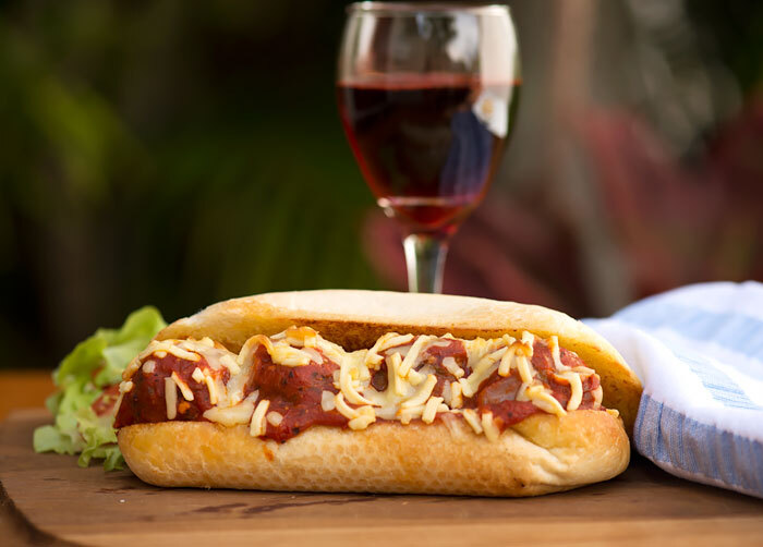 Meatball Sandwiches – an old family favourite