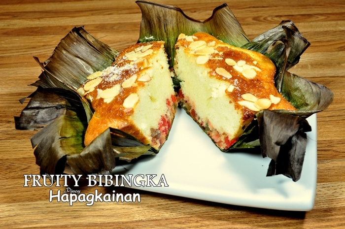 Fruity Bibingka