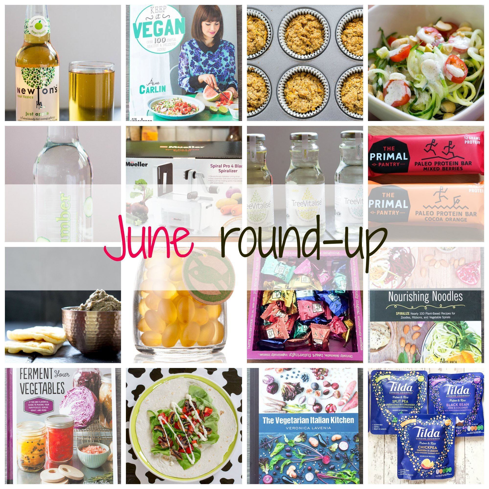 June Round-Up (and why I'm probably banned from Papa John's)