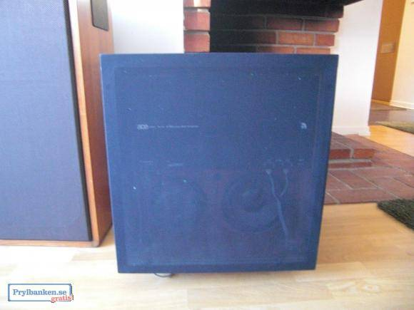 Audio Pro ace-bass B2-50 Subwoofer Basreflex Made In  Sweden