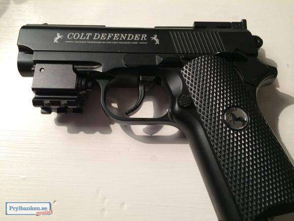 Luftpistol Cold Defender