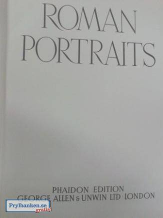 Roman Portraits - George Allen & Unwin Ltd