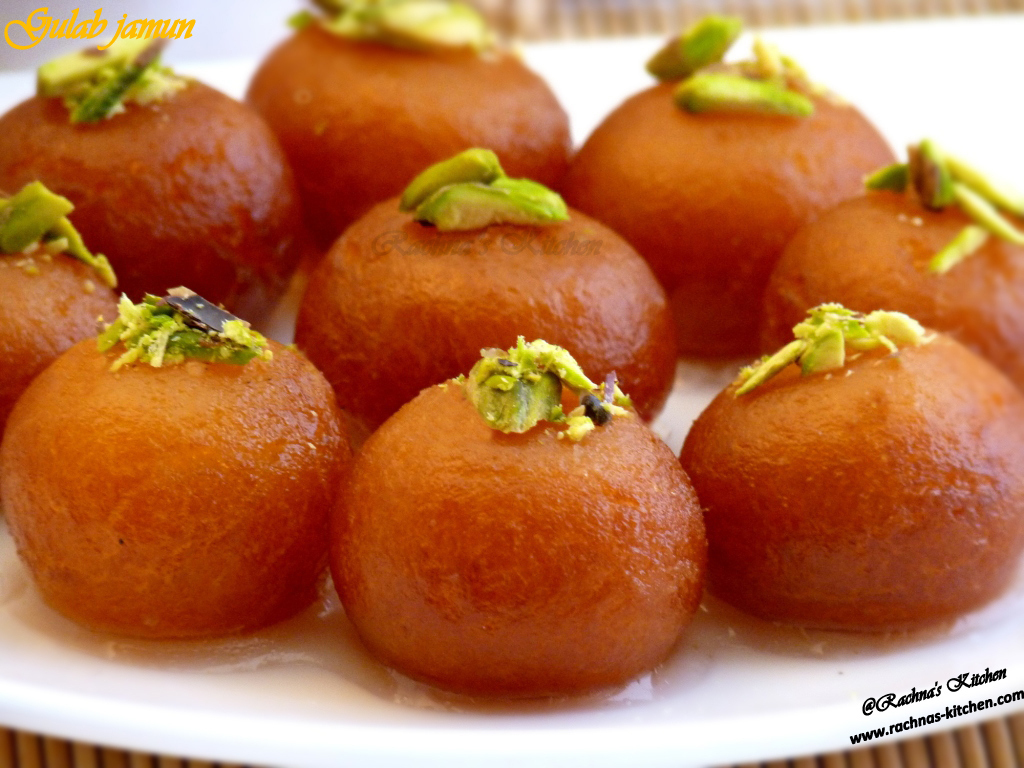 Gulab Jamun Recipe With Milk Powder, Gulab Jamun Recipe