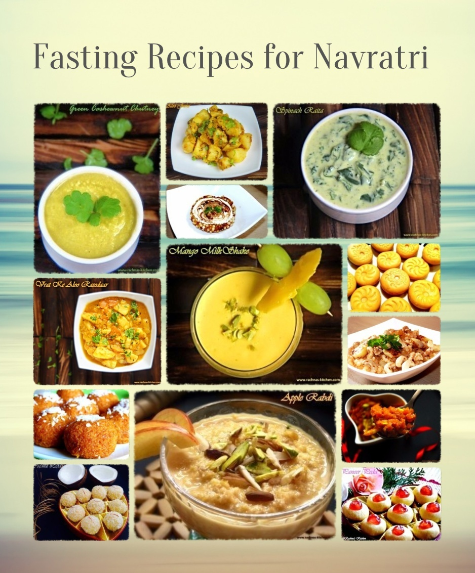 Divine Navratri And Top 15 Delicious Fasting Recipes