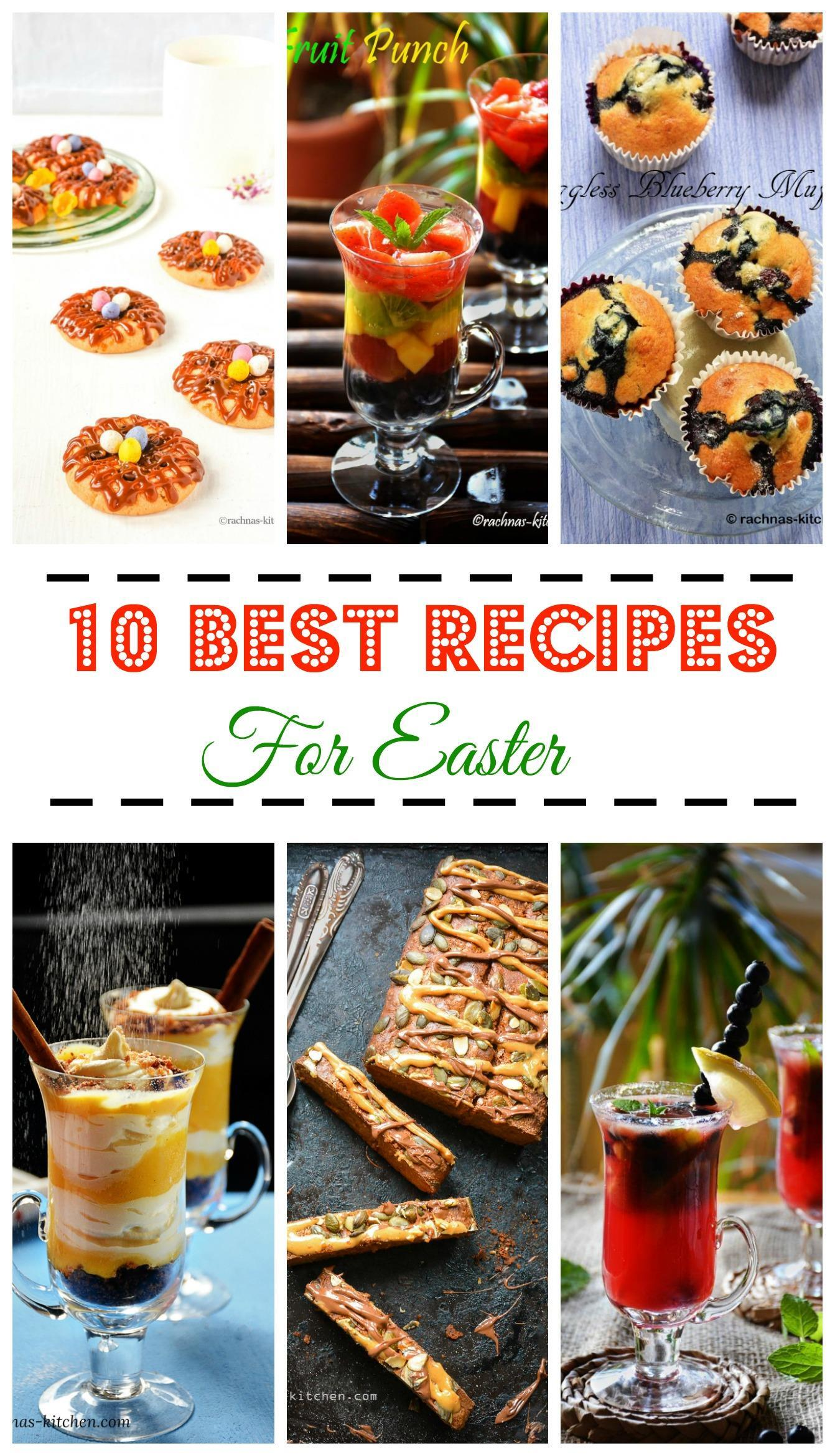 10 Best Recipes You Must Try This Easter