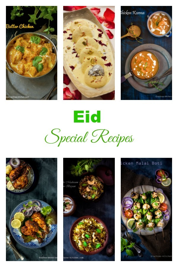 Eid Special Recipes, Recipes for Eid Festival