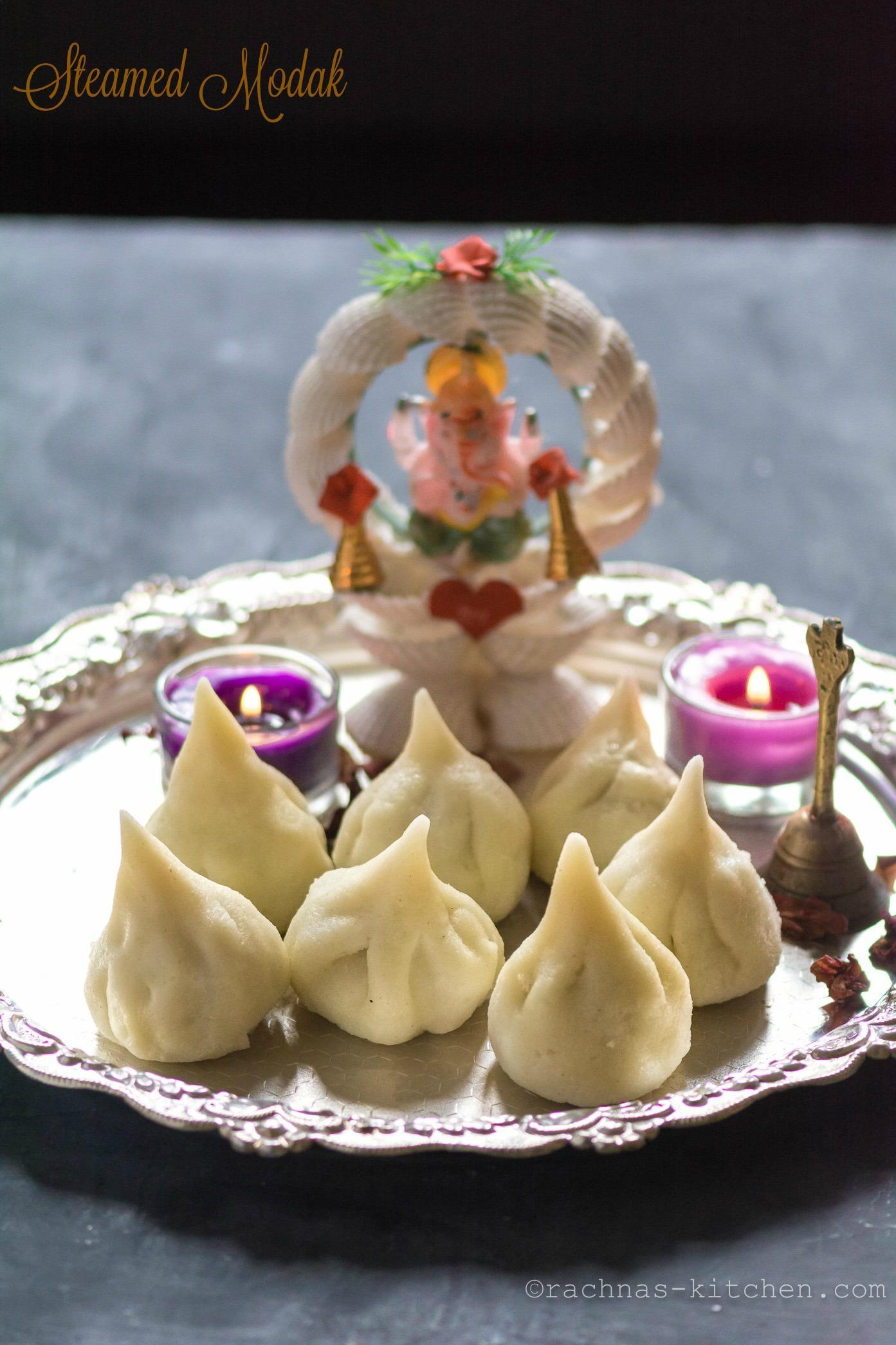 Modak Recipe, How to make modak | Ukadiche Modak recipe