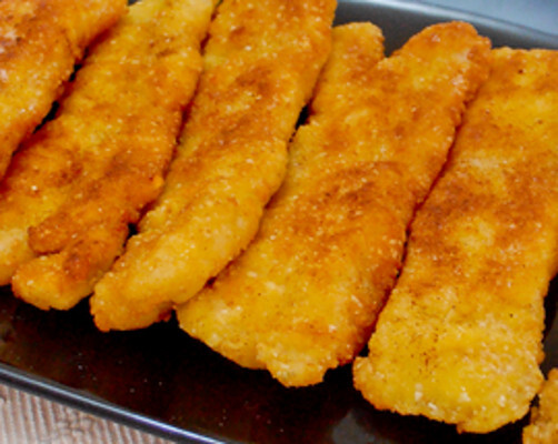 Filetes com Legumes Assados