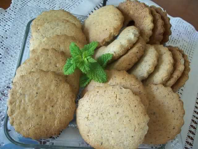 Galletas de avellanas