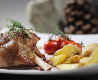 Recettes de rechauffer un jambonneau deja cuit mytaste - Cuisiner un jambonneau ...