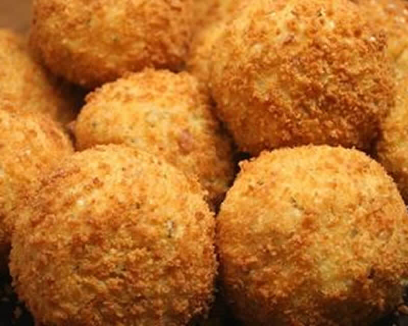 Croquettes Jurassienne au thermomix