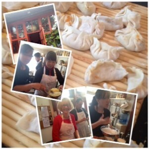 Making Chinese Dumplings (jiaozi) from Scratch – an unlikely cure for jet-lag