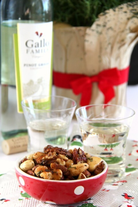 Best Bar Nuts #SundaySupper