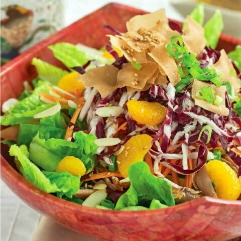 Classic Chinese Chicken Salad by Chef Katie Chin