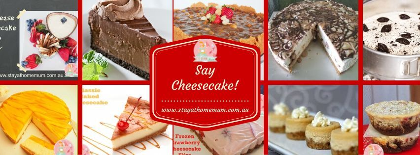 Say Cheesecake!