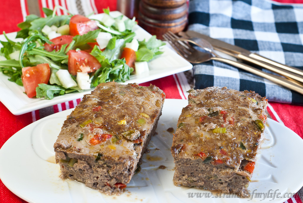 Curry Meatloaf – Low Fodmap & Gluten-Free