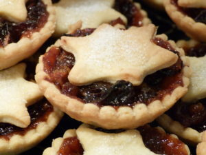 delia smith mince pies with orange pastry