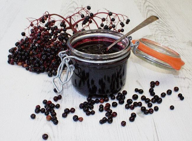 Elderberry & Port Jelly