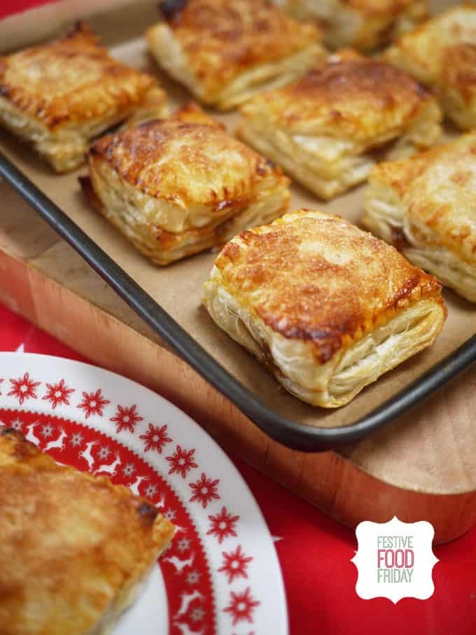Easiest Ever Mince Pies & Festive Food Friday #5