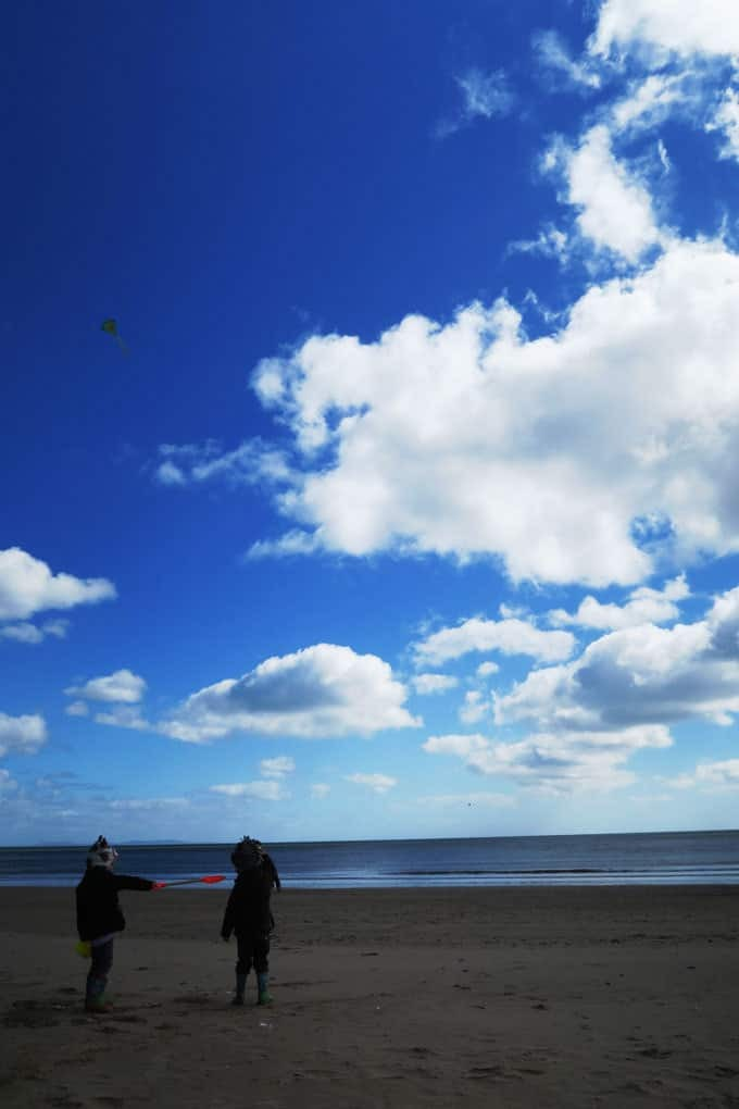 Beaches & Blue Skies at Bluestone, Wales