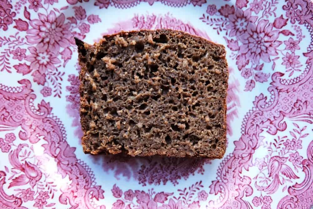 Black treacle bread recipe