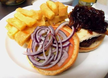quick caramelised onion chutney recipe
