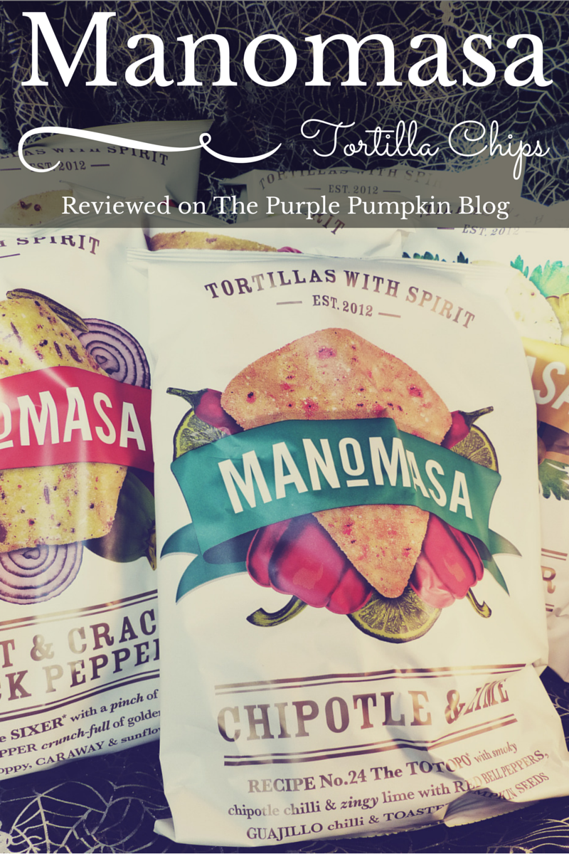 Manomasa Tortilla Chips [Review]