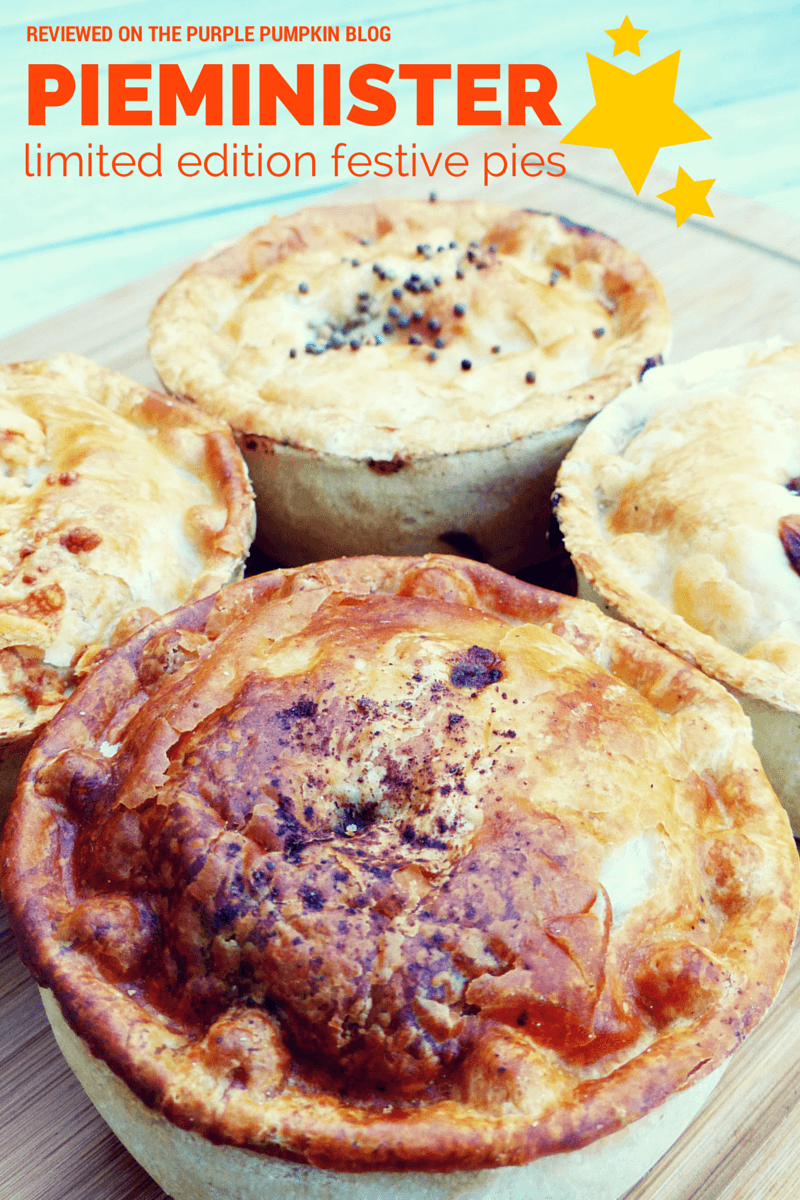 Pieminister Limited Edition Festive Pies