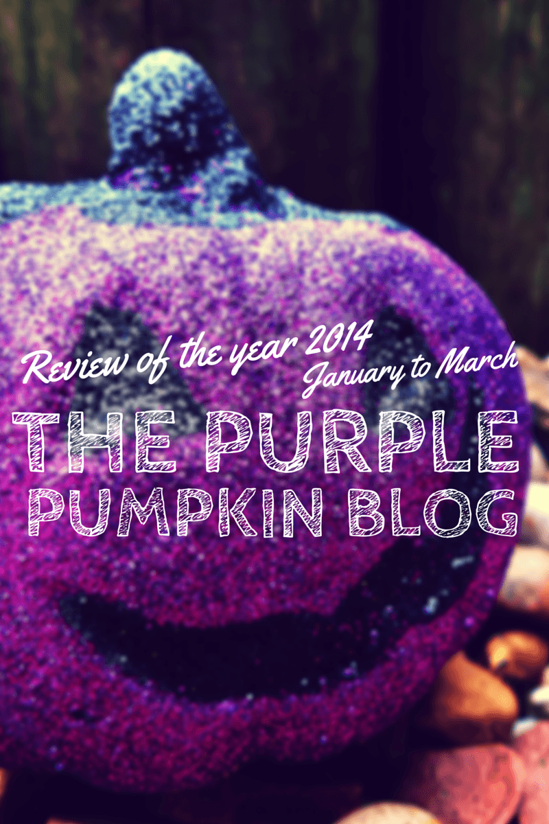 Review of the Year 2014 – January to March