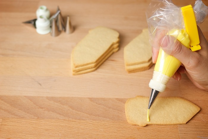 "La ""Glasa Real"" o ""Royal Icing"" (Parte I)"