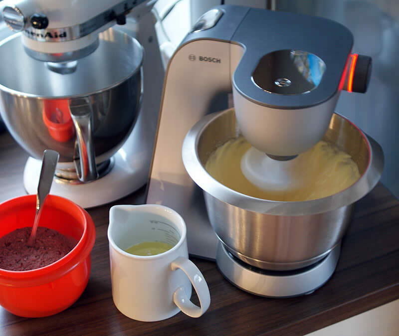 nudelteig kitchen aid
