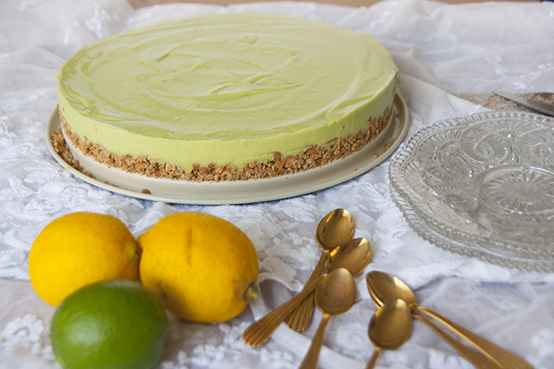Avocado Cheesecake (no bake!)