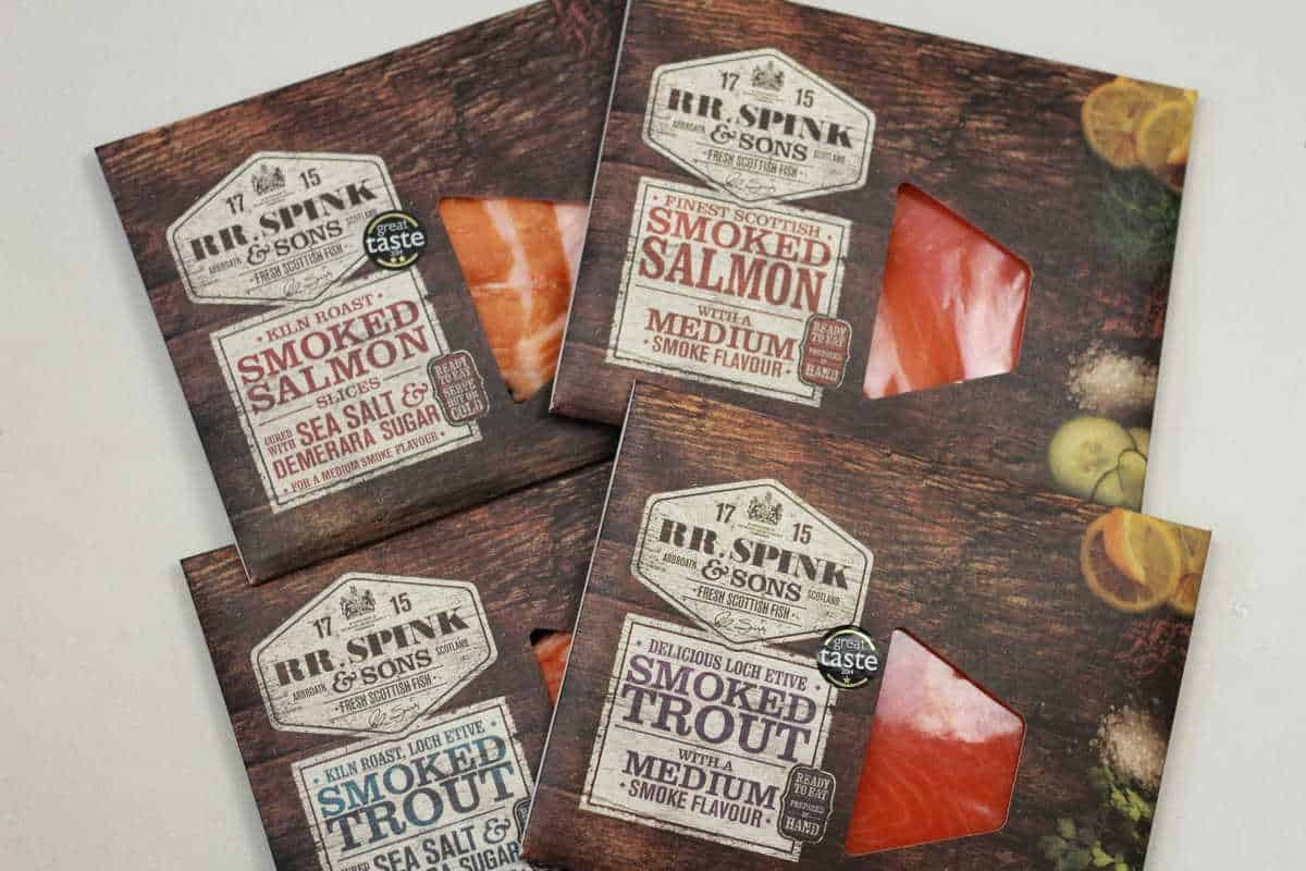 A Review of R R Spink and Sons Smoked Fish