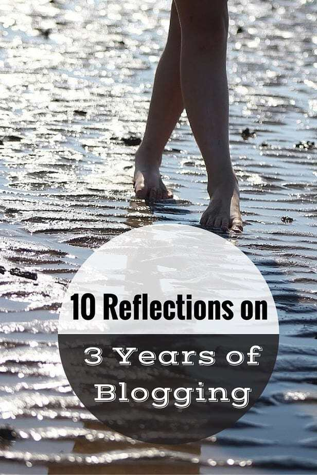 10 Reflections on 3 Years of Blogging