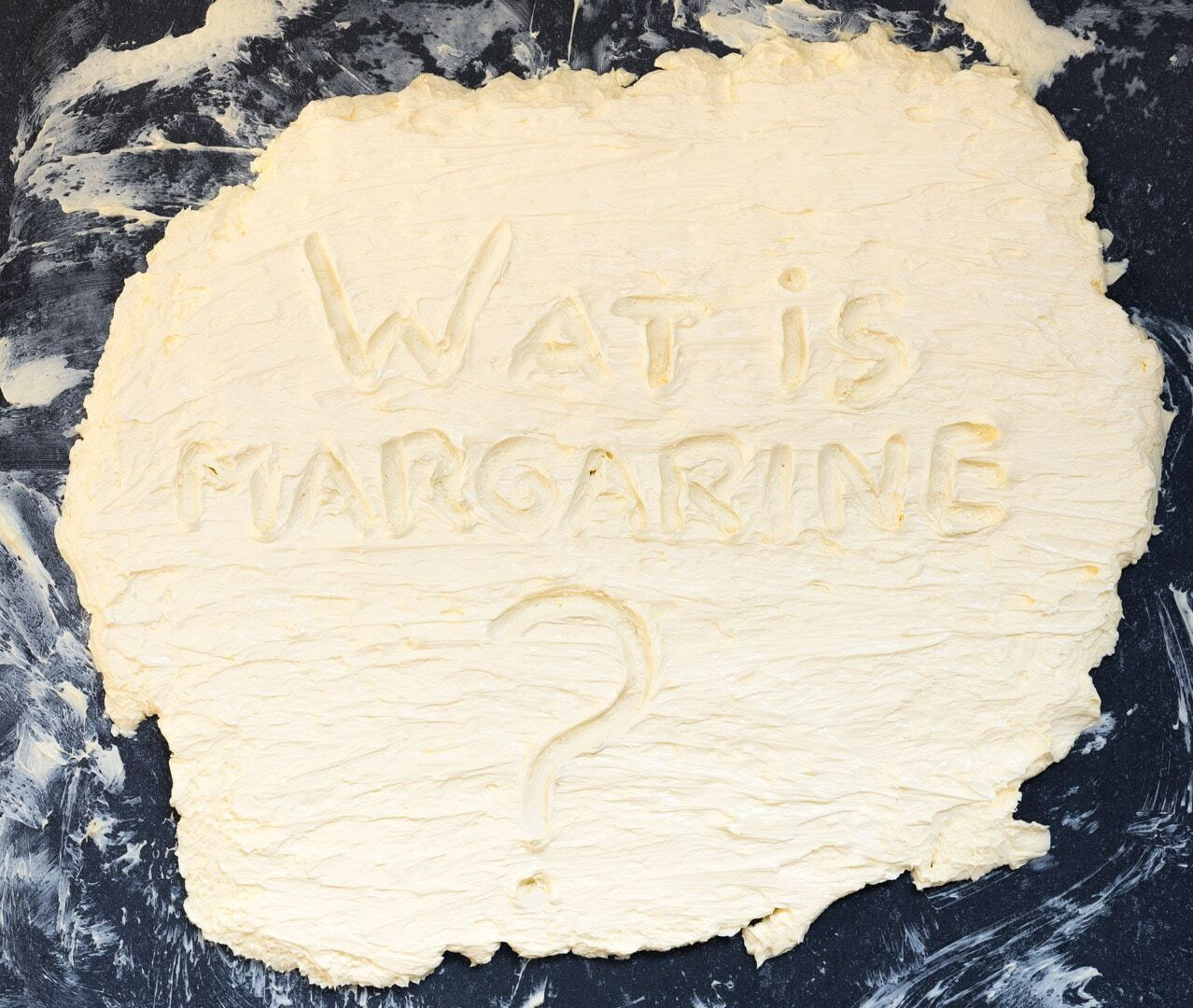 Wat is margarine?