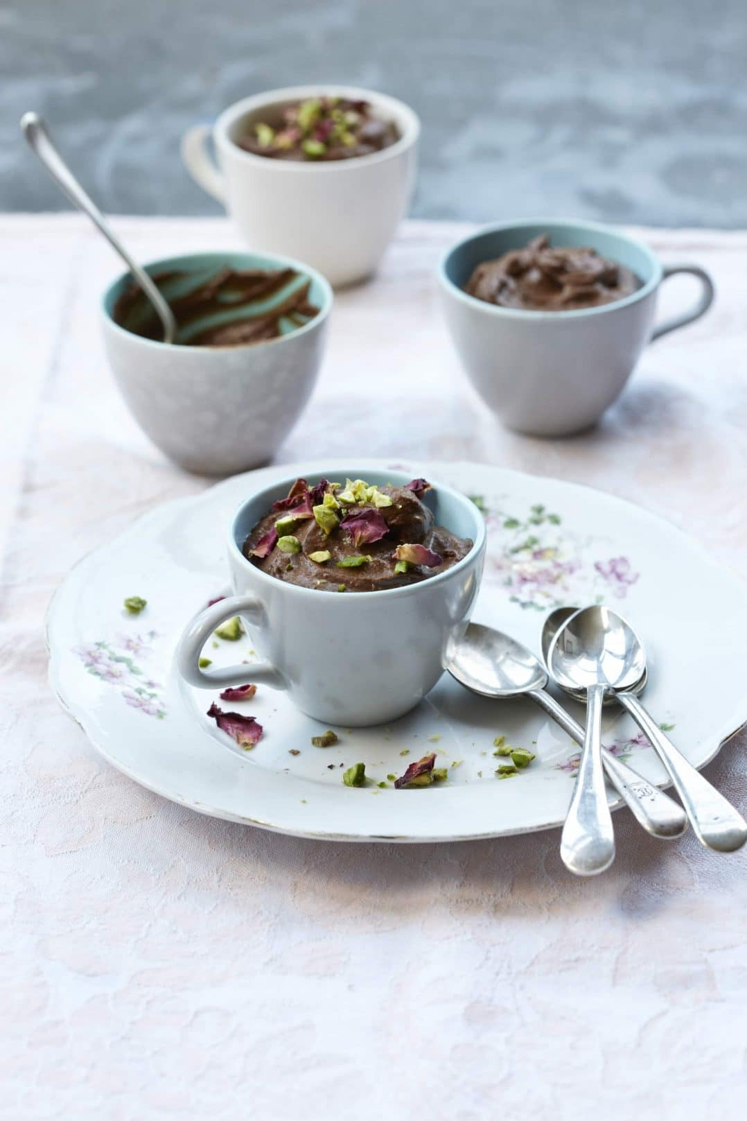 Recipe: Jo Pratt's Turkish Delight Chocolate Mousse