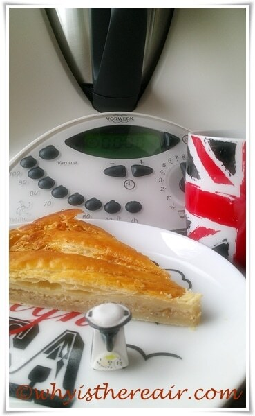 egg tart thermomix