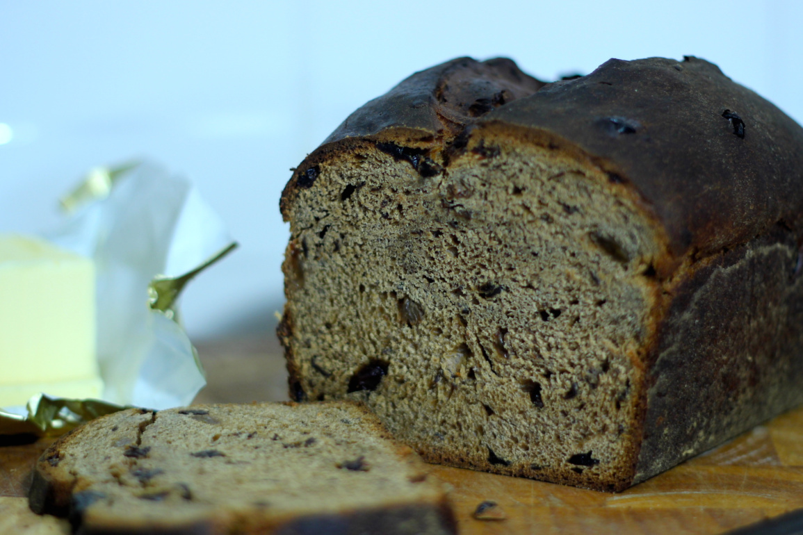 yorkshire plum bread