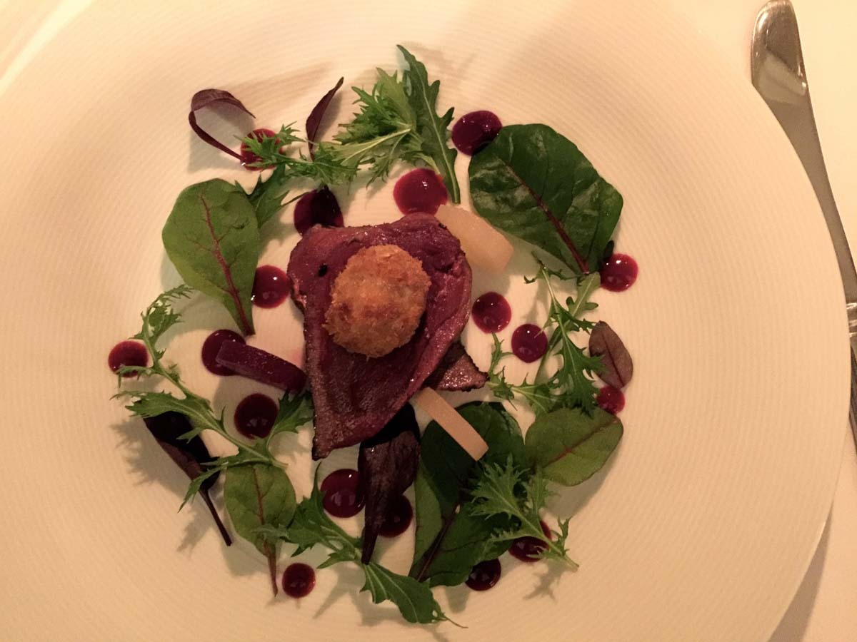 Review: The Dining Room at Goldsborough Hall