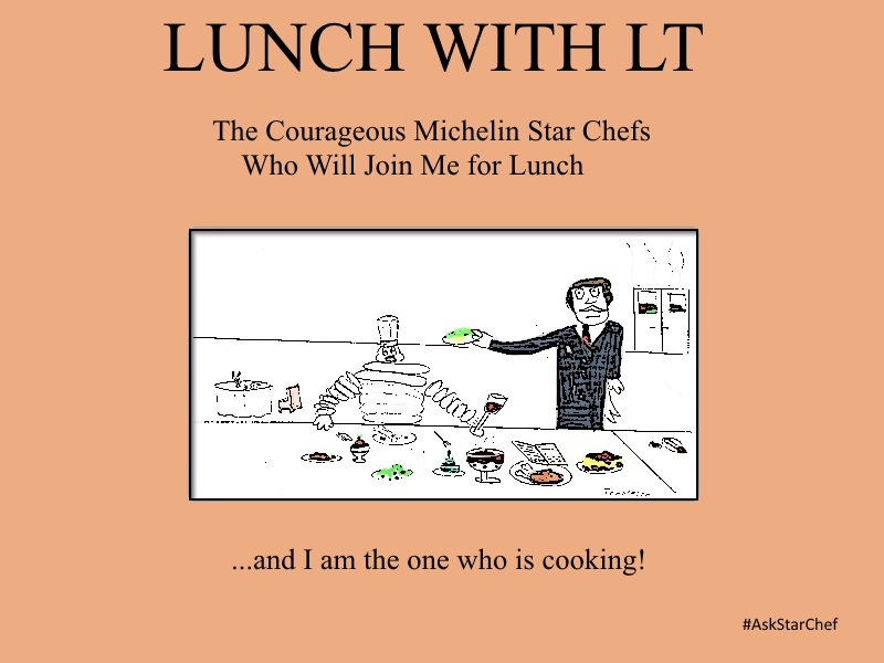 Michelin Star Chefs Coming For Lunch: Can A Home Cook Win Them Over?