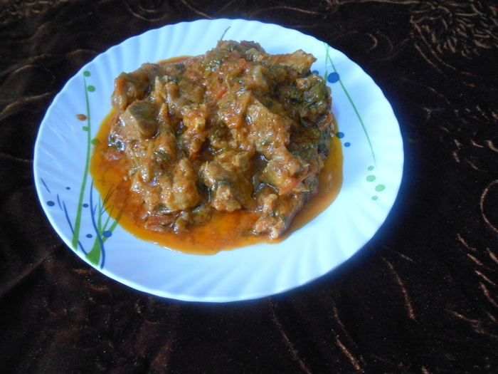 Methi Gosht Recipe Hyderabadi, Indian Mutton and Fenugreek Leaves Recipe