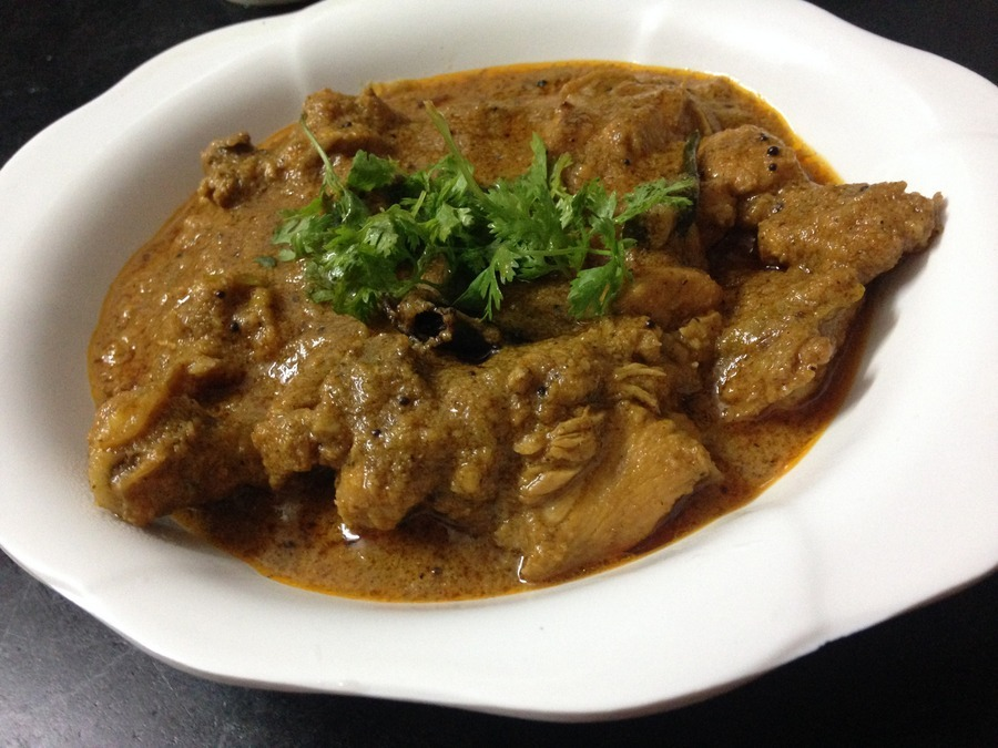 Nadan Chicken Curry Recipe , How To Make Nadan Chicken Curry