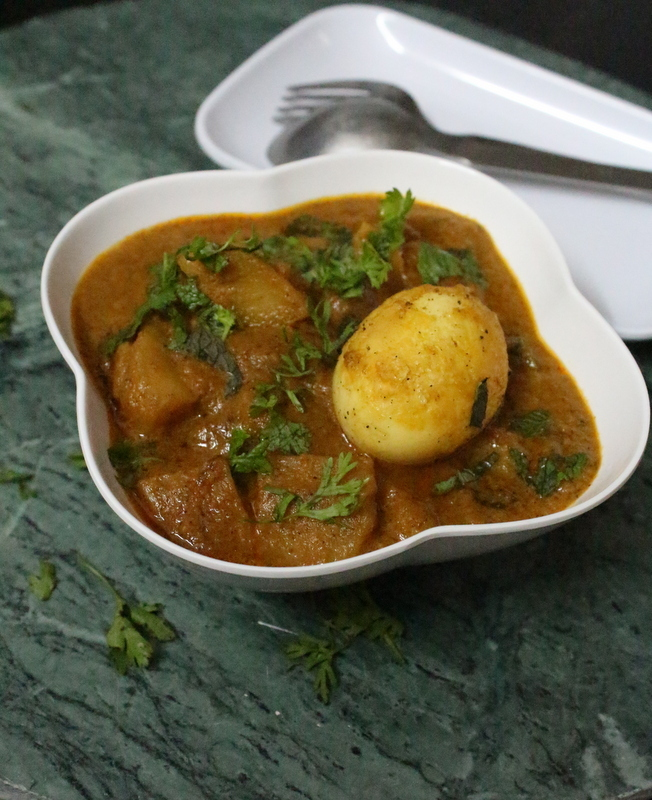 Aloo Kurma Recipe, How To Make Aloo Kurma Curry | Potato Kurma Recipe