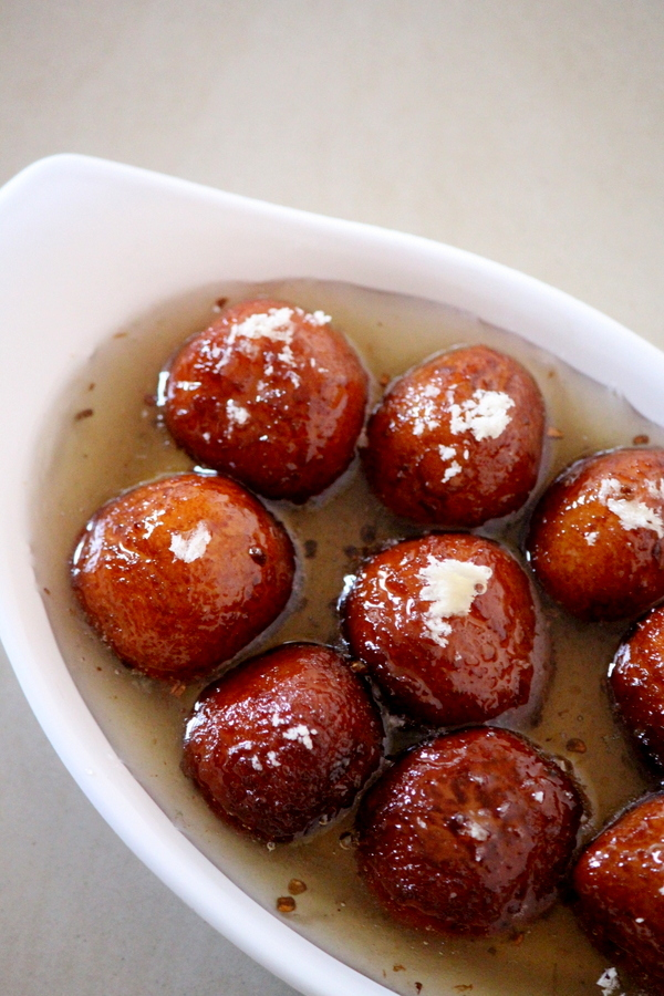 Bread Gulab Jamun Recipe Instant, How To Make Bread Gulab Jamun