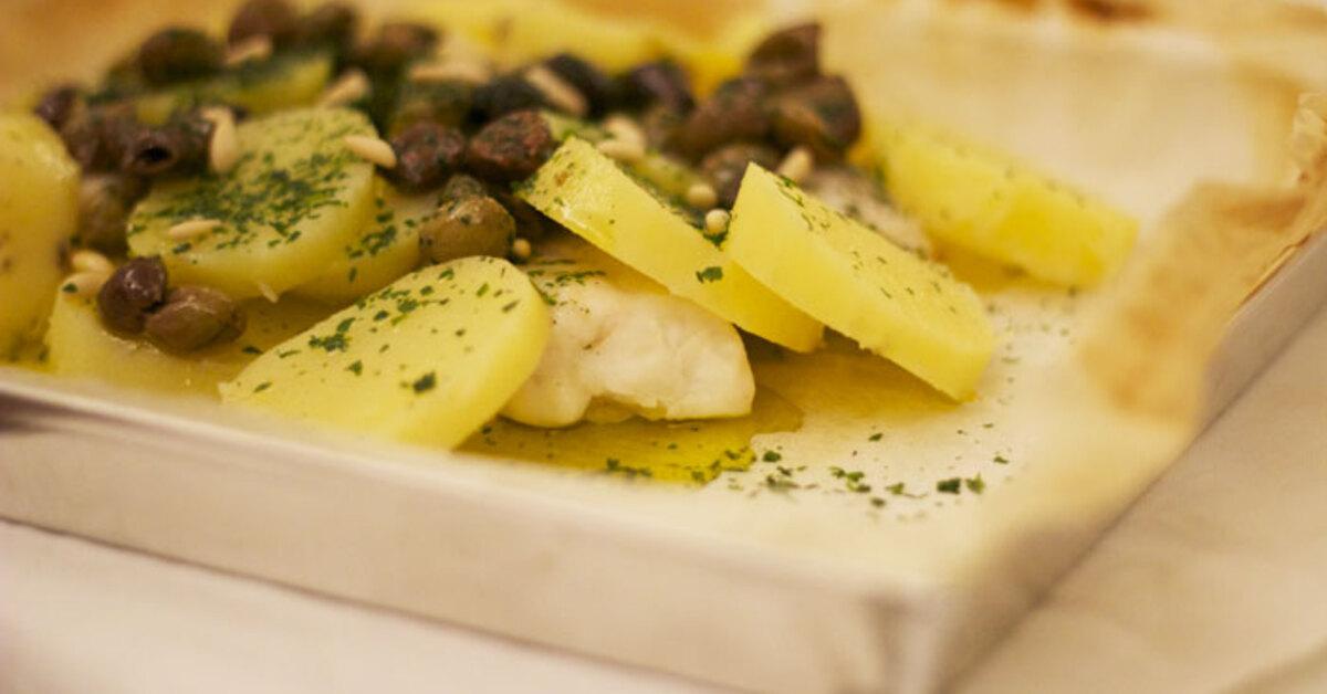 Ricette di merluzzo surgelato al forno mytaste - Cucinare merluzzo surgelato ...