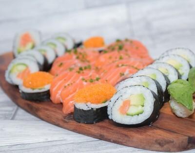 göra sushi