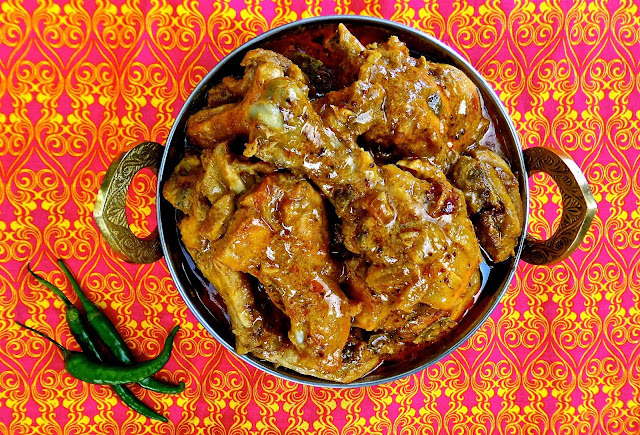 Goan Style Chicken Curry