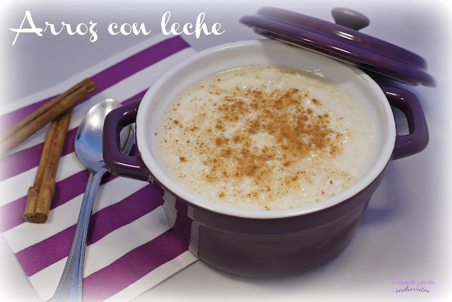 Arroz con leche {thermomix}