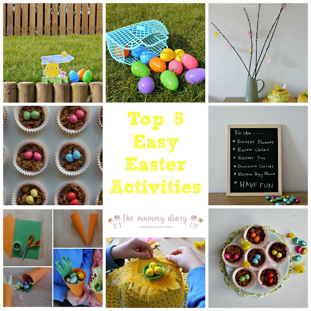 Top 5 Easy Easter Activities